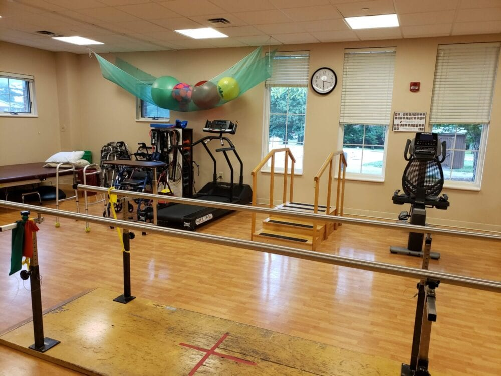 Providence Health Care Therapy Gym