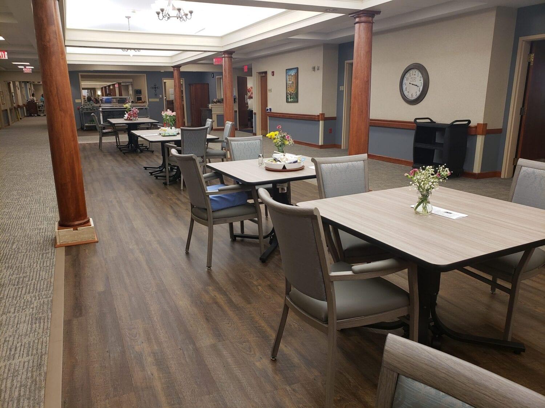 LTC Dining Area
